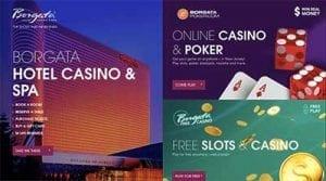 Borgata online casino NJ