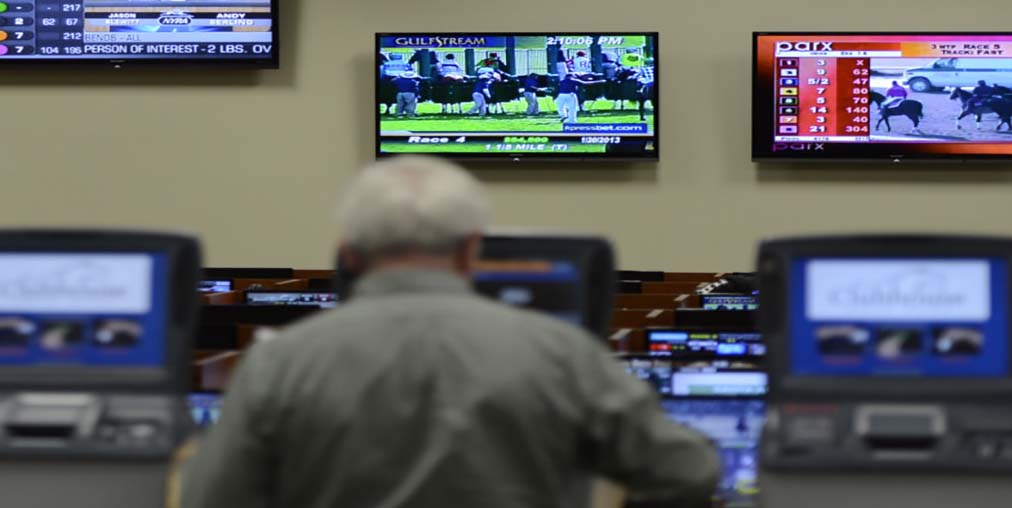 New Jersey online gambling at race tracks