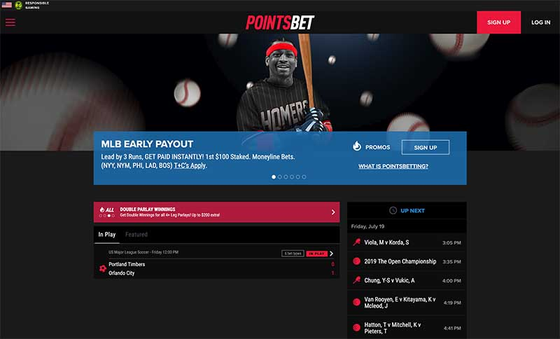 Pointsbet New Jersey sportsbook review