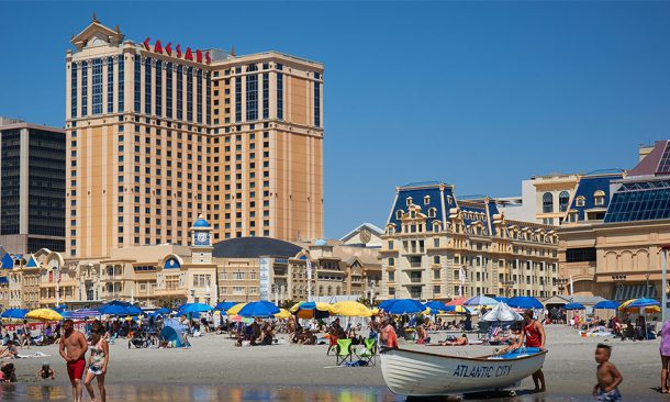 Caesars Atlantic City news