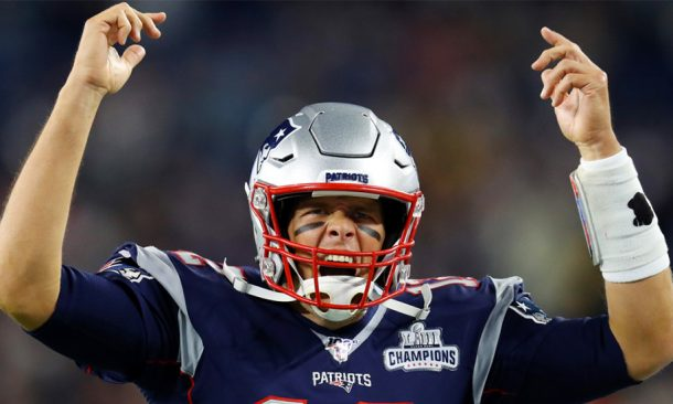 Patriots NFL betting news