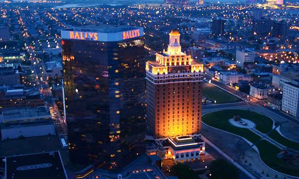 Bally's NJ gambling news