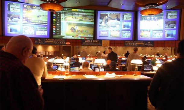 Borgata Racebook will stay open as Atlantic City's only racing only book