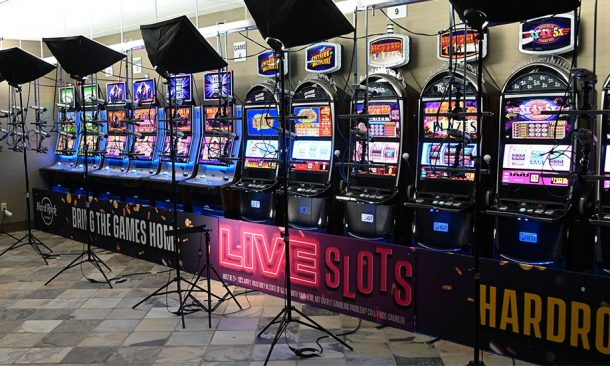 Hard Rock Live Slots