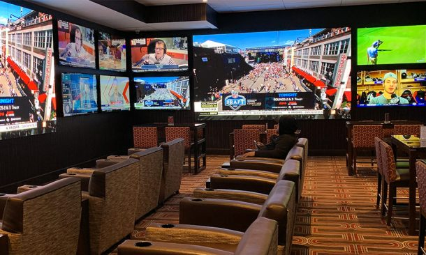 Golden Nugget Atlantic City sports betting