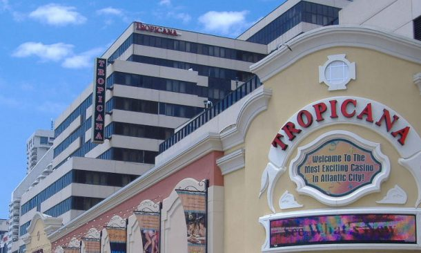 Tropicana Casino in Atlantic City, New Jersey