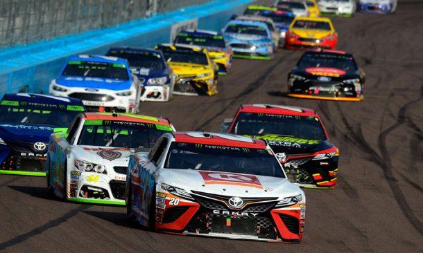 NASCAR betting news