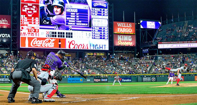 Major League Baseball Betting