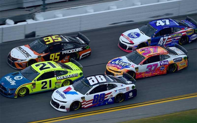 NASCAR betting in the USA