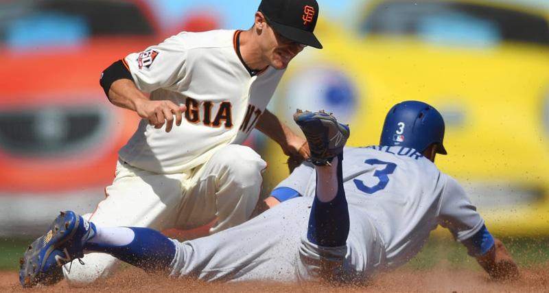 San Francisco Giants A. Dodgers