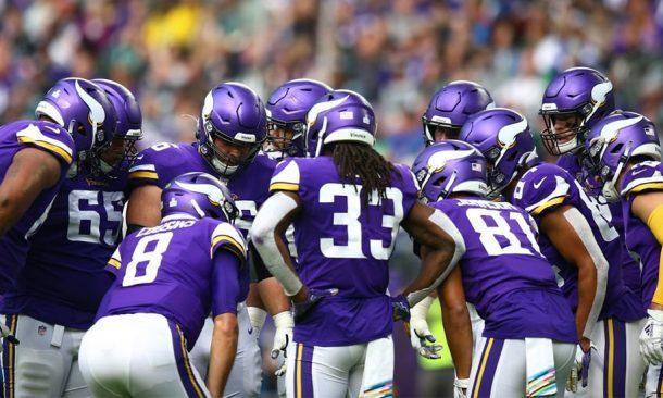 Vikings NFL betting